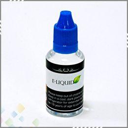 Hangsen 30ML E Liquid E-Jugo de aceite Hang Sen E líquidos de alta calidad de E-líquido sin nicotina Sabores envío libre de Fedex