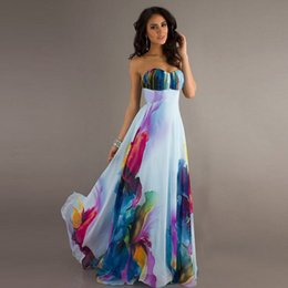 Womens Strapless Maxi Dresses Online | Womens Strapless Maxi ...