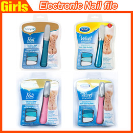 Wholesale 2016 Professional Feet Nail Care Tools Foot Skin Remover Electronic Nail file Care System with Nail Care Head Amope Scholl Nail File