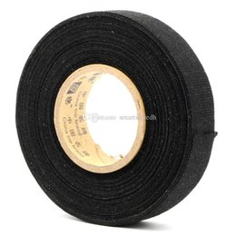 discount wire harness tape wire harness tape on at 19mmx15m tesa coroplast adhesive cloth tape for cable harness wiring loom m00061 fash