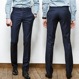 Blue Dress Pants Men Suppliers | Best Blue Dress Pants Men ...