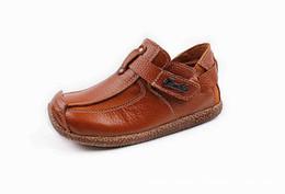 Susan Store Enfants Casunal Chaussures 2016 Meilleures ventes en cuir véritable