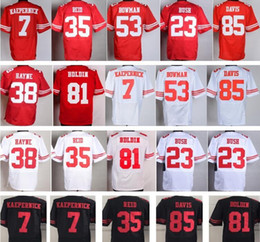NFL Jerseys Sale - Discount 49ers Jersey Xl | 2016 49ers Jersey Xl on Sale at DHgate.com