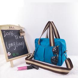 Discount deep shop 2016 China wholesale women men handbags Shoulder bags Cross Body Bag And Nylon WaterProof Colorful Handbag Foldable Nylon Shopping Bag
