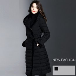 Discount Down Feather Coat Ladies | 2017 Ladies Long Feather Down