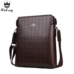 Discount Mens Designer Leather Messenger Bag | 2017 Mens Designer ...