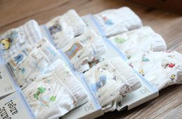 Wholesale 2016 new fashion cotton cartoon fast delivery can be customized Korean melimelo boy child briefs comfortable soft white sold by the piece