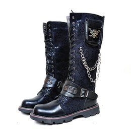 Motorcycle Boots Thick Soles Suppliers | Best Motorcycle Boots ...