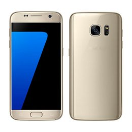 Wifi 3g téléphone portable DHL de dual core 5,1 pouces 512mb de GooPhone 4gb Android S7 Smartphone MTK6580