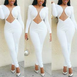 All White Pants Jumpsuit | Fashion Ql