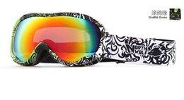 Les NORTH WOLF verres miroir lunettes de ski de ski alpinisme sportif Lunettes de ski Lunettes 920
