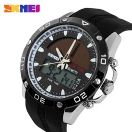 discount solar military watch men 2017 solar military watch men 2016 new solar energy watch men s digital sports led watches men solar power dual time sports digital watch men military watches