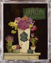 factory supply classic wooden frame custom paintings personalized wall picture arts three picture combination coffee shop decoration