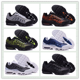 Discount Shoes Run Air Max Hot Sale Men Women Air 95 Sportswear Retro Max Hyp Prm 20 Anniversary Sports Running Shoes Maxes95 Trainer Sneaker With Box Size US5.5--12