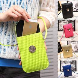 2017 wholesale interior lighting Cute New Lady Women Girl Faux Leather Mini Cross-body Messenger Bag Purse Shoulder Bag Mobile Phone Bag cheap wholesale interior lighting