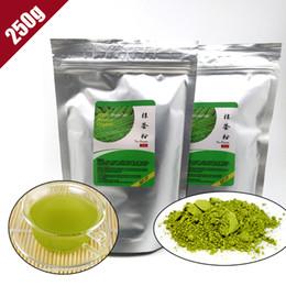 ShineTea 250g 100% naturel matcha organique thé vert en poudre minceur thé Matcha DIY perte de poids alimentaire de qualité supérieure