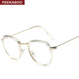 wholesale new brand designer retro eyes glasses optical frames men 2016 clear frame small square cheap eyeglass frames women uv okulary