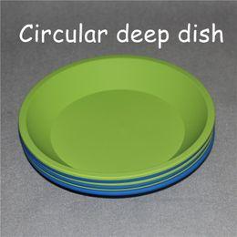 Silicon Deep Dish Redonda Silicone Pan 8