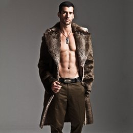 Discount Men Full Length Fur Coats | 2017 Men Full Length Fur