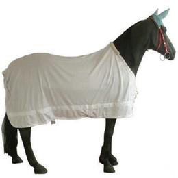 Лето защищать муха комаров комара лошадь ковер одежды проветривать попоны Хорошее качество Mesh одежды Caparison
