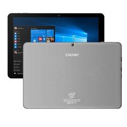12 pouces Tablet Chuwi Hi12 4GB / 64GB Android de Windows Dual Boot 2160 * 1440 HD Trail-T3 Z8300 Quad Core WIFI Tablets Bluetooth