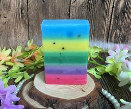 Wholesale New OMO White Plus Soap Mix Color Plus Five Bleached White Skin Gluta Rainbow Soap