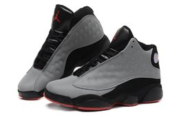 Air Jordan Retro 13 Retro 3M Reflective Silver Infrared 23 Black Basketball Shoes Jordan 13 Bred Athletics Basketball Shoes Jordans Shoes