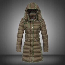 Ladies Long Feather Down Coat Online | Ladies Long Feather Down ...