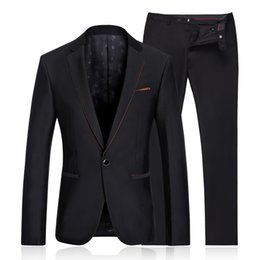 Discount Mens Luxury Tuxedo Suits | 2017 Mens Luxury Tuxedo Suits ...