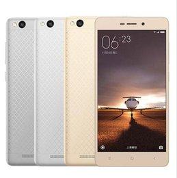 Новые оригинальные Xiaomi редми 3 Pro 3G RAM 32G ROM Fingerprint ID 616 окта Ядро Android смартфон 5