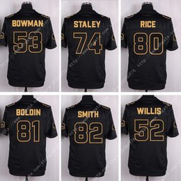 ELITE San Francisco 49ers NaVorro Bowman Jerseys