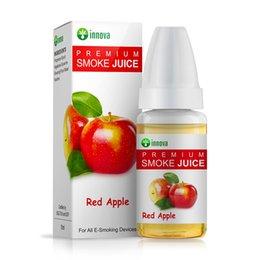 Innova Ecig Fruit liquide Flavor sans nicotine pour navire de vapeur au monde sain UK Via Fedex