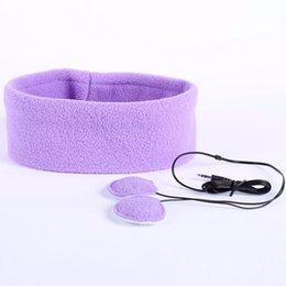 2017 headphones iphone 5pcs 5pcs Anti-noise Sports Running Sleeping Earphones Bundle Music Headset Headband Sleep Colorful Travel Headphones For iphone Samsung 460