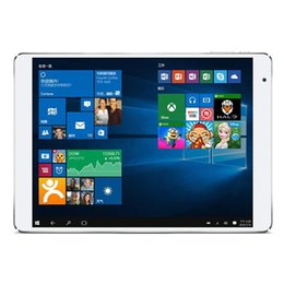 Teclast X98 Plus + Windows 10 Android 5.1 Tablet 1 9,7 '' Quad Core 1.84GHz 4G + 64G