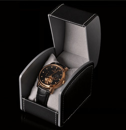 mens watch box case online mens watch box case for 50pcs shipping luxury leather automatic watch boxes cases pu leather watch boxes mens for watch box w s men watches boxes
