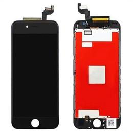 Pour iPhone 6S Plus 4,7 pouces Ecran LCD original Touch Digitizer avec cadre Full Assembly avec remplacement de la touche 3D