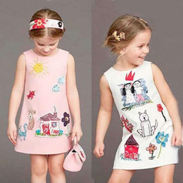 Discount Designer Baby Party Dresses | 2017 Designer Baby Girl ...