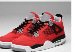 Hot Sale Retro Basketball Shoes Men Cheap J4 IV Boots Athletics Hot Sale Sneakers Mens Sport Shoes Size online