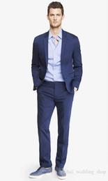Discount Royal Blue Tailored Suit | 2017 Royal Blue Tailored Suit ...