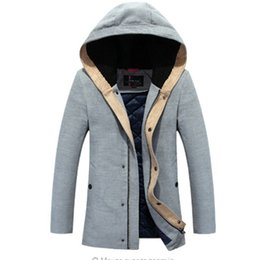 Discount Men&39s Long Coats Hoods | 2017 Men&39s Long Coats Hoods on