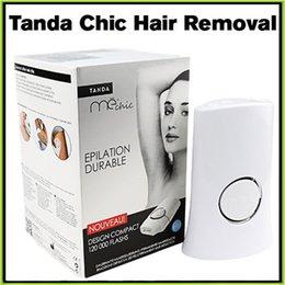 Удаление Tanda Me Chic Elos Me волос 120000 Вспышки устройство постоянное удаление волос волос Эпилятор VS Ноно волос 8800