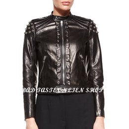 Discount Womens Cropped Leather Jacket | 2017 Womens Cropped ...