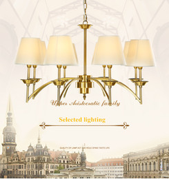 discount brass lighting fixtures modern brass chandelier lamp 6 lights shade ceiling chandelier pendant light brass lighting fixtures