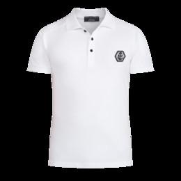 Wholesale 2016 Men White Polo Shirt Short Sleeve Fashion Shirts Homme Summer SIZE M L XL XXL