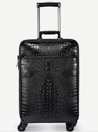 La maleta de cuero Pegasse M41226 M20013 N21223 N41386 del recorrido del diseñador de moda del equipaje del rodamiento de CoatedReal de la lona de Brown del grado libera el envío