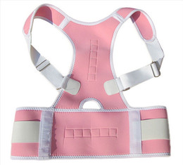 Wholesale Back Lumbar Support Brace Fully Adjustable Back Brace Belt for Posture Correction and Back Pain Support Improve Posture Relieve Lower Back