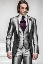 Discount Italian Suits For Grooms | 2017 Italian Suits For Grooms ...