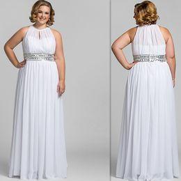 plus size dress long halter