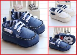 Wholesale 2016 boy casual shoes PU baby toddler shoes spring autumn non slip wear soft soled shoes child pair B7