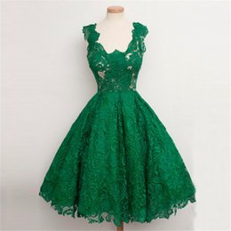 Emerald Green Short Homecoming Dresses Online | Emerald Green ...